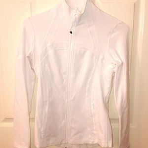 White define jacket NWOT